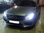 Шумоизоляция Mercedes C-Class