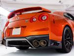 Шумоизоляция Nissan GTR