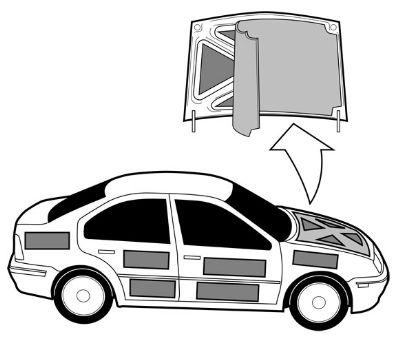 материалы для обесшумки автомобиля