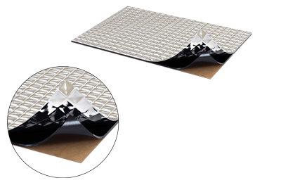 вибропоглащающий материал Текс Вибро мини