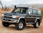 Шумоизоляция Toyota-LC76