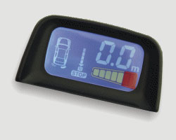 Парктроник Parkmaster с индикатором 12  (датчик парковки)