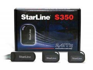 Иммобилайзер StarLine S350