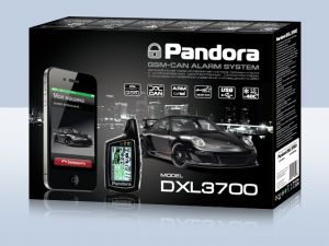 Автосигнализация Pandora DXL 3700