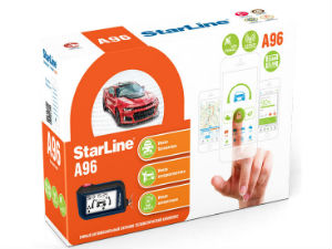 Автосигнализация StarLine A96 2CAN+LIN GSM GPS
