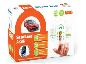 Автосигнализация StarLine AS96 BT 2CAN+LIN GSM