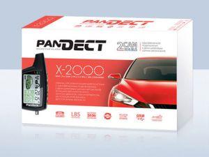 Автосигнализация Pandect X-2000
